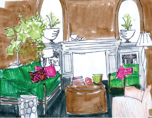 livingroom blog