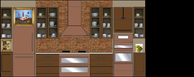 Kitchen Elevation